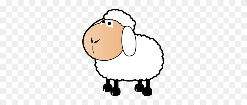 Flock Of Sheep Clipart - Jesus The Good Shepherd Clipart