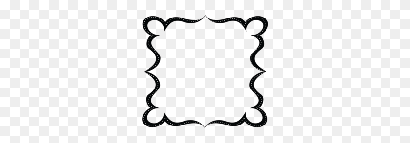 Flora Clipart Borders And Frames Decorative Borders Borders Clip - Fancy Frame PNG