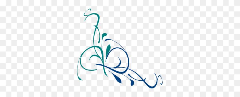 Floral Swirl Clip Art Designs Clip Art, Mosaics - Wedding Clipart Designs