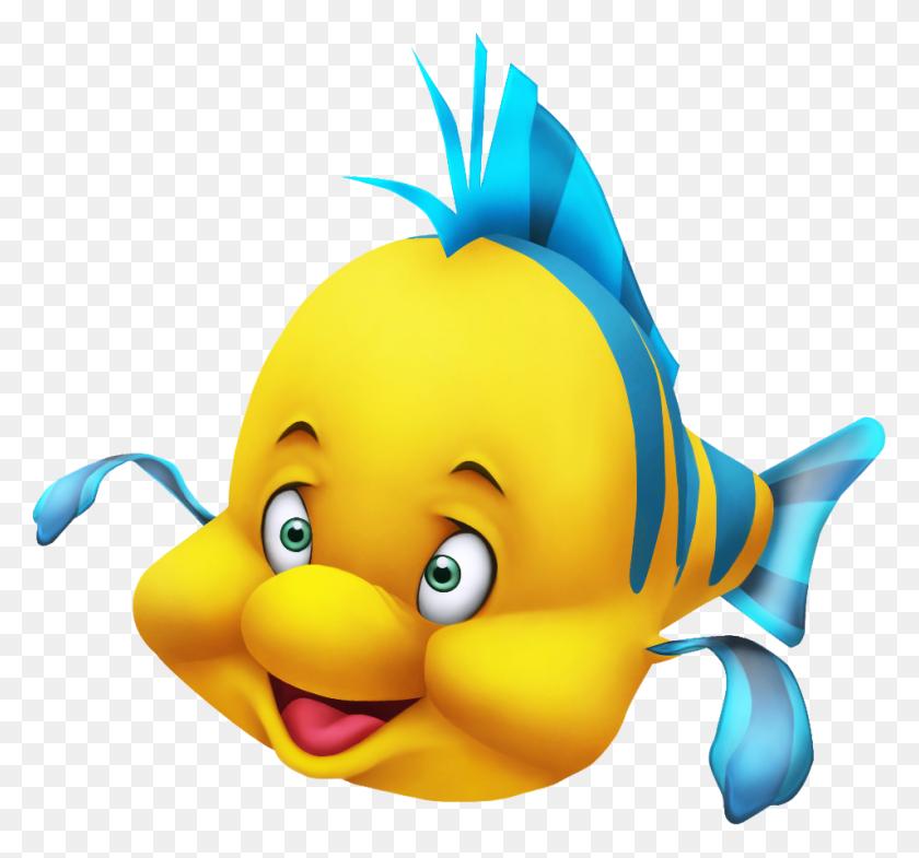 Flounder Disney Wiki Free Image - Flounder Clipart