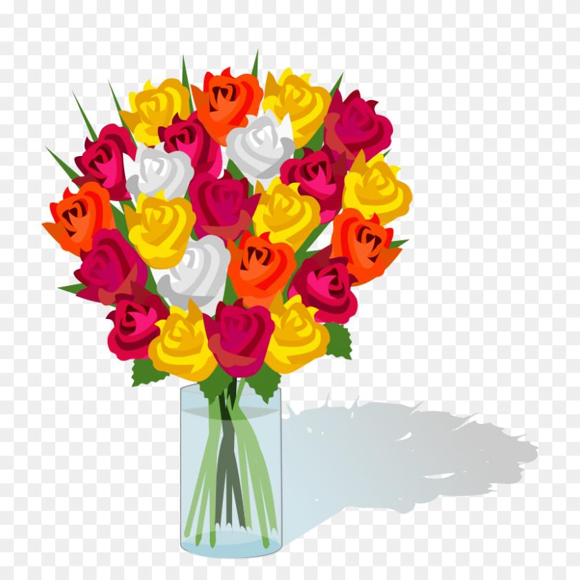 Flower Clipart Flower Cut Flowers Bouquet Png Transprent - Bouquet PNG