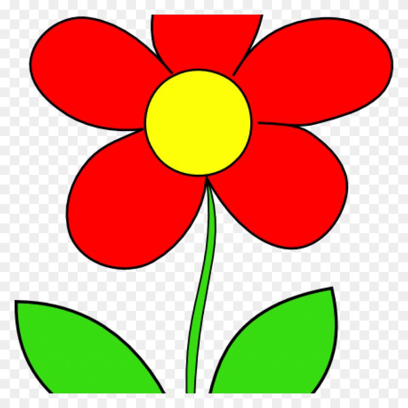 1024x1024 Flower Clipart Part Weneedfun, Flower Design Clip Art - Part Clipart