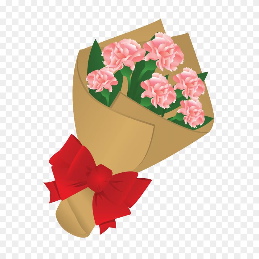 1200x1200 Flower Clipart Valentine - Valentines Images Clip Art