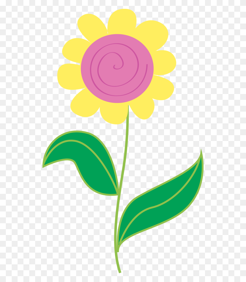 Flower Flower Flowers, Flower Art And Garden - Mothers Day Flowers Clipart
