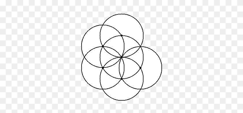308x332 Flower Of Life Sacred Geometry - Sacred Geometry PNG