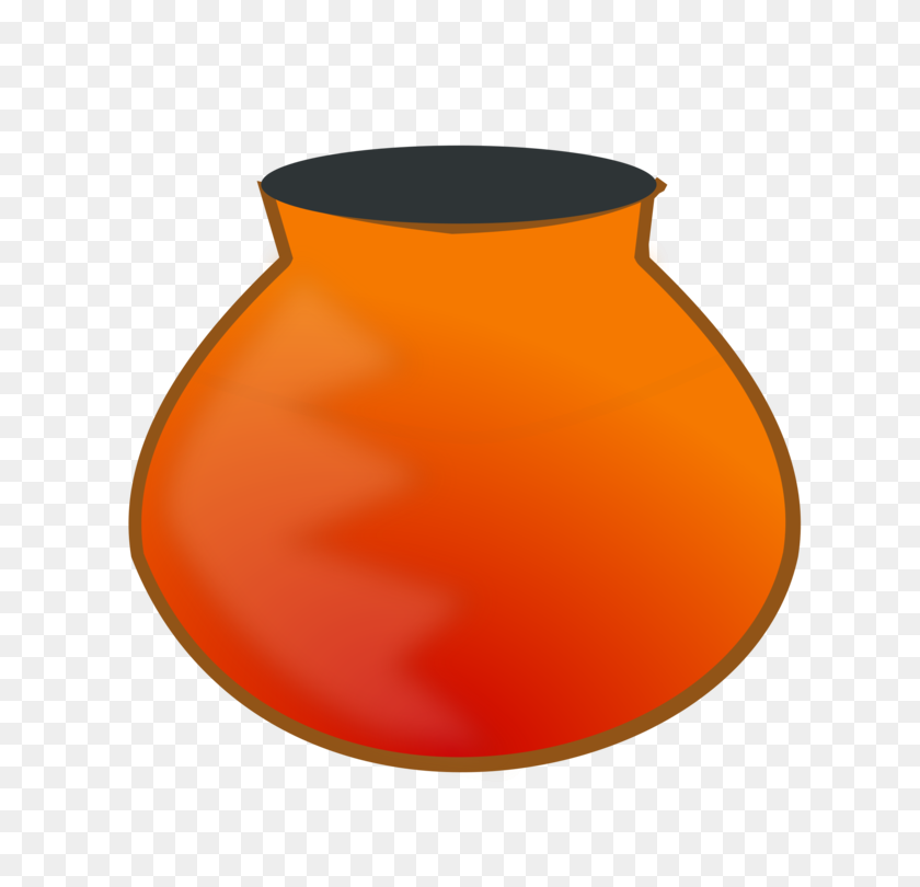 Flowerpot Computer Icons Terracotta Download Clay - Clay Clipart