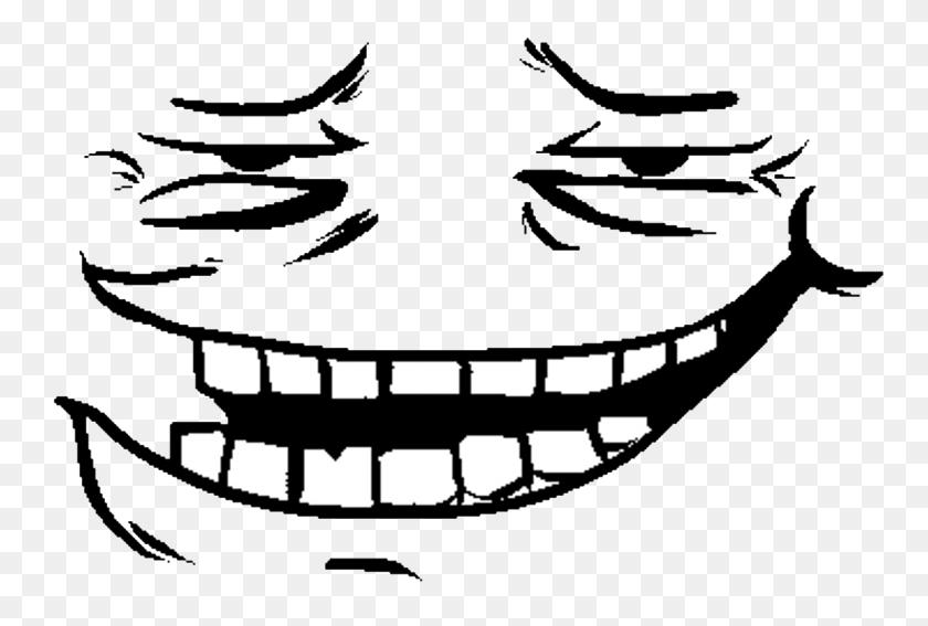 Flowey Trollface Undertale Know Your Meme - Troll Face PNG