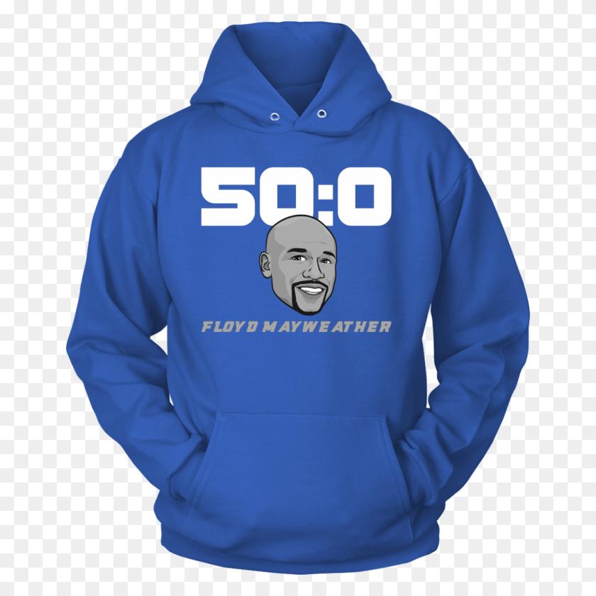 Floyd Mayweather Hoodie Nil Fighting Mad - Mayweather PNG