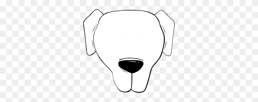 298x273 Flp Dog Face Clip Art - Sad Dog Clipart