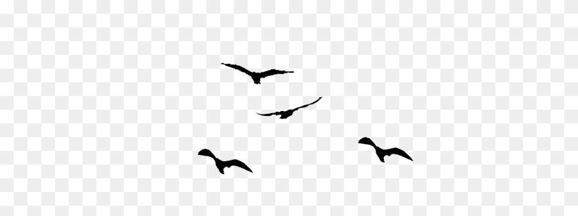 422x255 Flying Bird Clip Art - Cute Bird Clipart