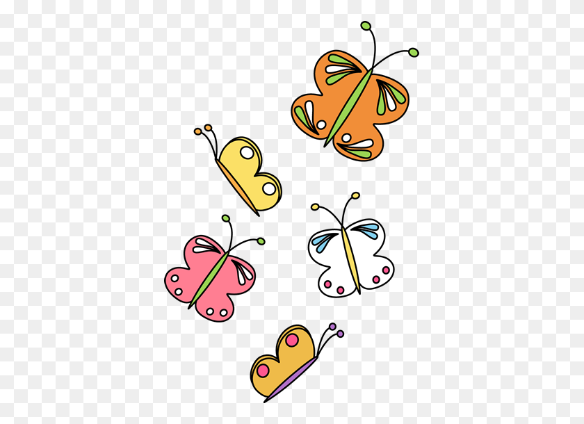 Flying Butterfly Clipart Transparent Collection - Butterfly Clipart Transparent