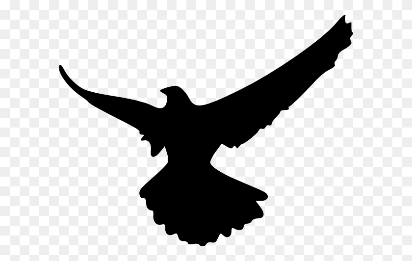 Flying Eagle Silhouette Png, Clip Art For Web - Birds Silhouette PNG