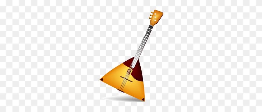 212x300 Folk Instruments Cliparts - Lute Clipart