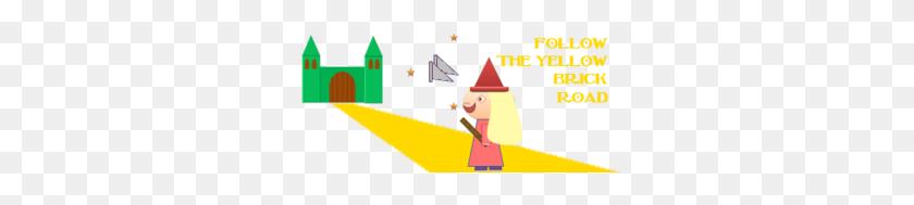 Follow The Yellow Brick Road - Yellow Brick Road PNG