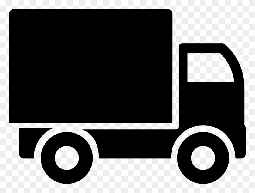 Font Truck Png Icon Free Download - Truck Icon PNG