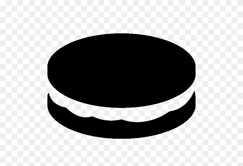 Food Macaron Icon Android Iconset - Macaron Clipart