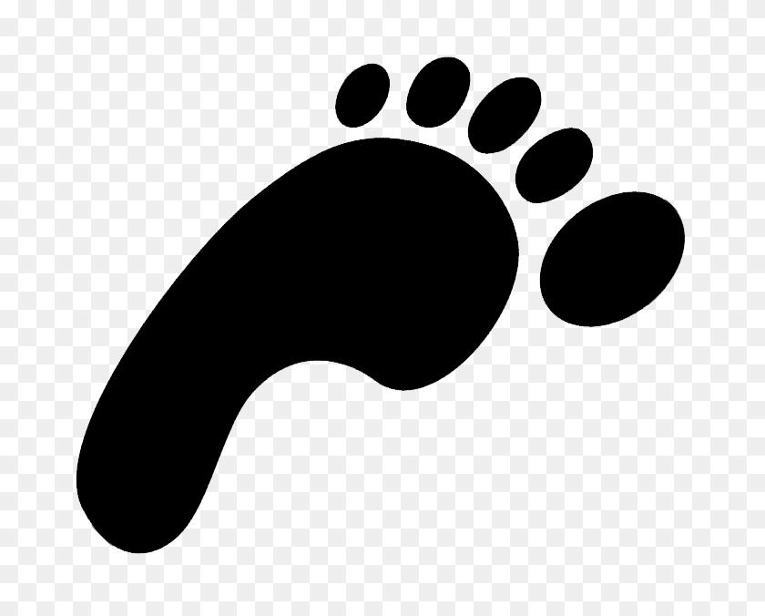Foot Print Clip Art Look At Foot Print Clip Art Clip Art Images - Wildcat Paw Clipart