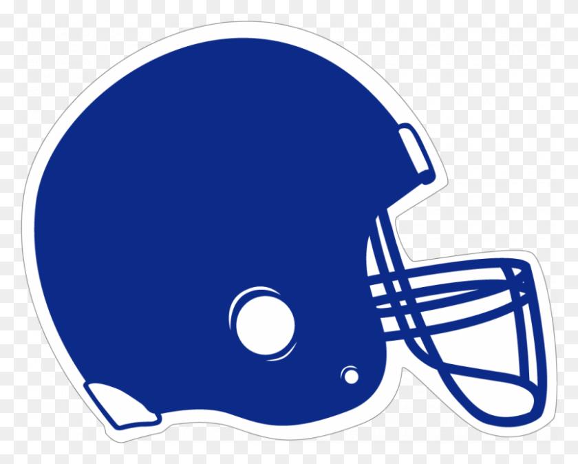 Football Clipart Light Blue - Nfl Football Clipart