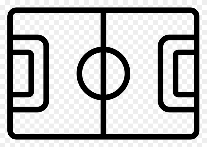 Football Field Png Icon Free Download - Football Field PNG