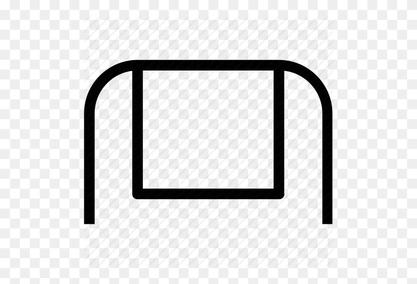 Football, Goal, Goal Net, Net, Soccer Icon - Soccer Goal PNG