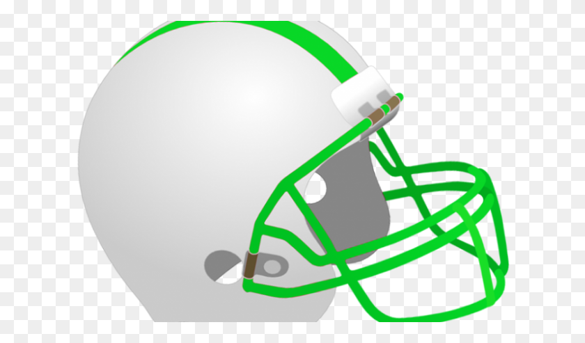 Football Helmet Clipart - Football Cartoon Clipart