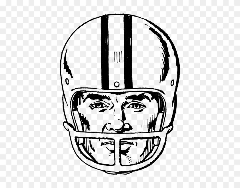 Football Helmet Drawing Steelers - Nfl Football Helmet Clipart