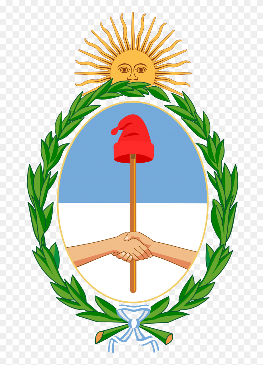 1200x1697 Foreign Relations Of Argentina - Monroe Doctrine Clipart