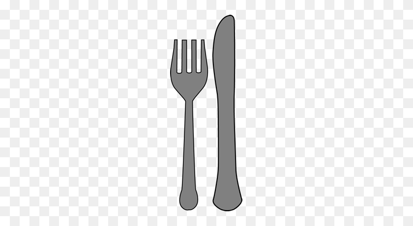 Fork And Knife Clip Art Image - Fork And Knife Clipart