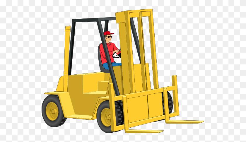 Forklift Cliparts - Forklift Clip Art