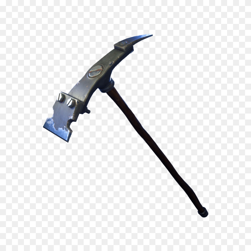 Fortnite Pickaxe Fortnite In Games, Close - Fortnite Gun PNG
