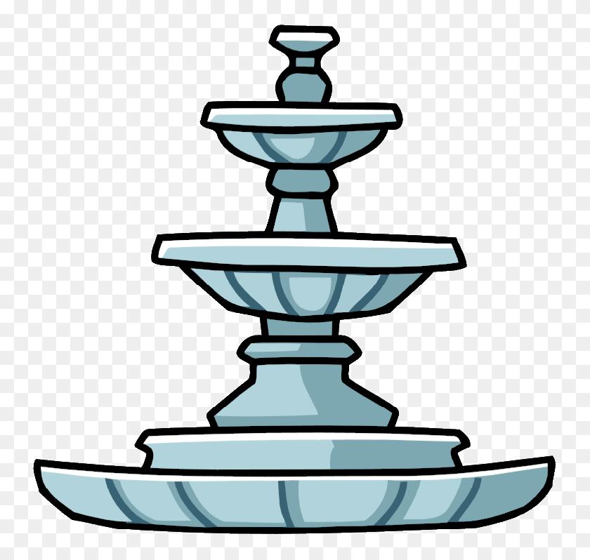 Fountain Clipart Fountain Youth - Pedestal Clipart