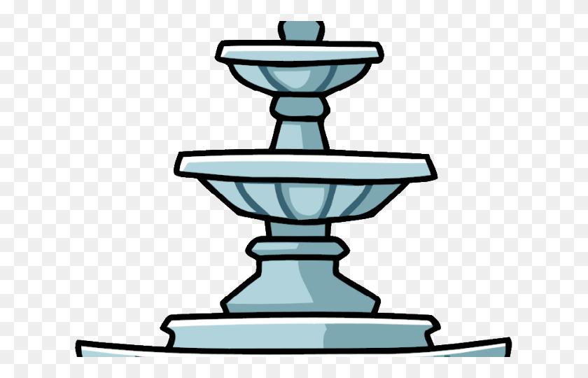640x480 Fountain Clipart Splash - Chocolate Fountain Clipart