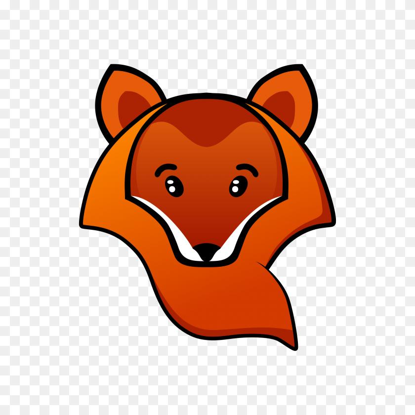 Fox Clipart Transparent Background - Fox Clipart PNG