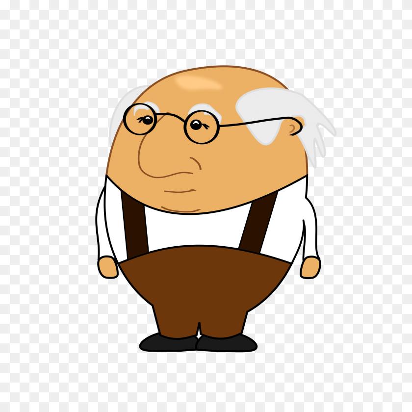 Frail Old Man With Walker Cartoon Clipart Clip Art - Beggar Clipart