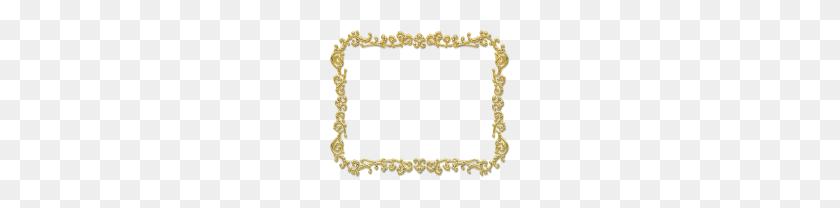Frame Png Free Images - Gold Frame PNG