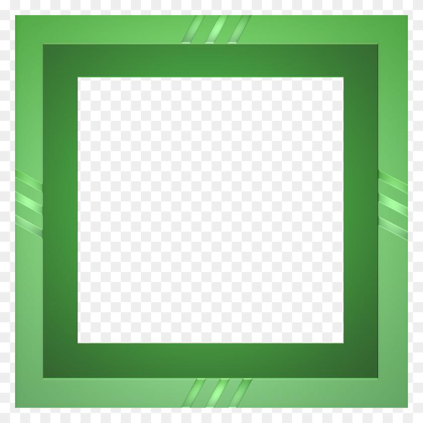 Frame,border,green,decoration,border Frame - Holiday Border PNG