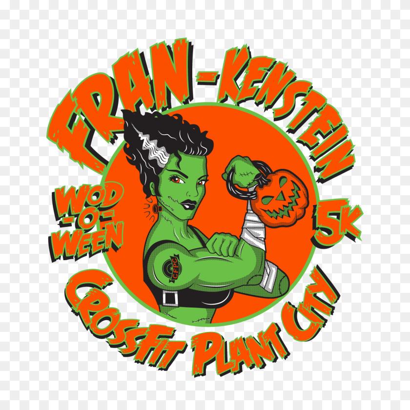 Frankenstein And Wod O Ween - Frankenstein PNG