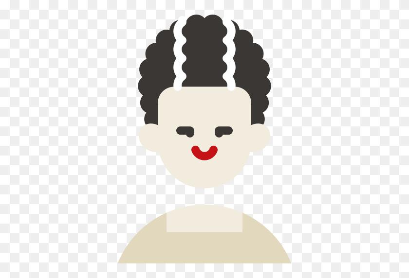 Frankenstein Png Icon - Bride Of Frankenstein Clipart