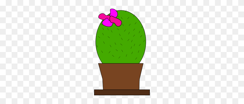 192x300 Free A Clipart Png, A Icons - Cute Cactus Clipart
