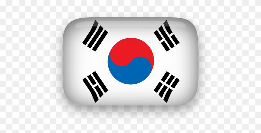 Free Animated South Korea Flags - Korea Clipart