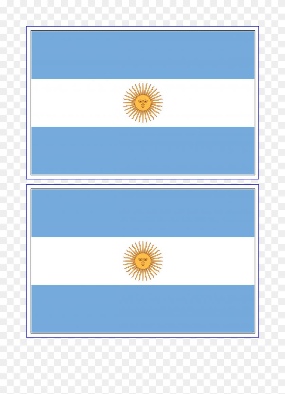 2480x3508 Free Argentina Flag Templates - Argentina Flag PNG