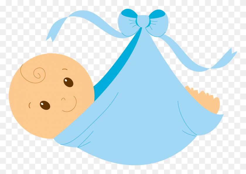 Free Baby Boy Clipart Download Clip Art Sleeping Newborn - Pacifier Clipart