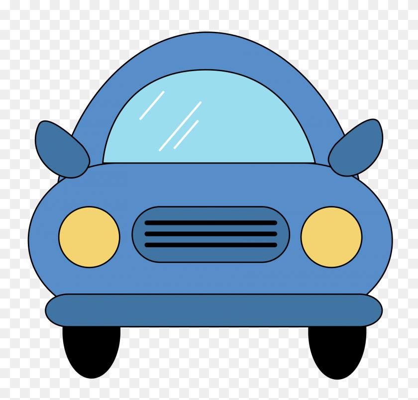 Free Blue Car Front Clip Art Printables Clip Art - Vw Van Clipart