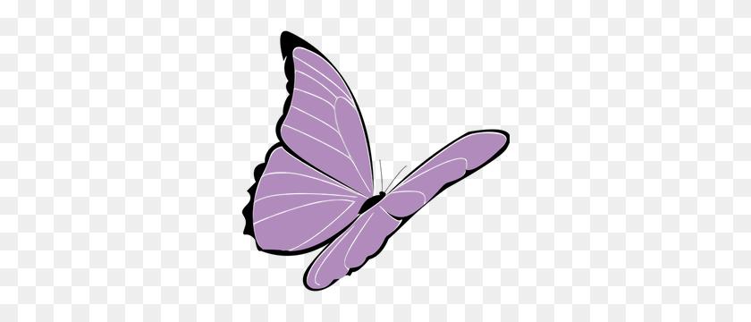 Free Butterfly Vector Clip Art Publi - Butterfly Clipart Transparent
