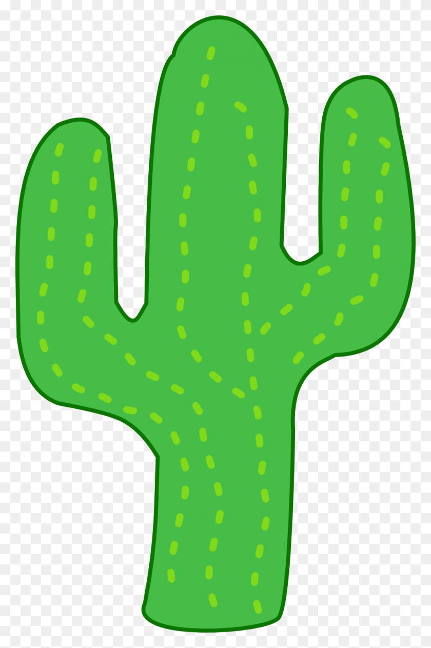 999x1542 Free Cactus Clip Art - No Touching Clipart