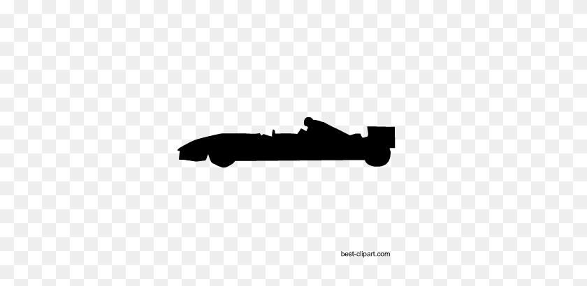 Free Car Clip Art Images And Graphics - Car Silhouette PNG