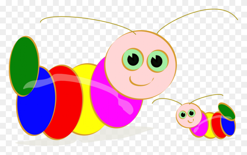 Free Caterpillar Clipart Clip Art For Students - Free Science Clipart