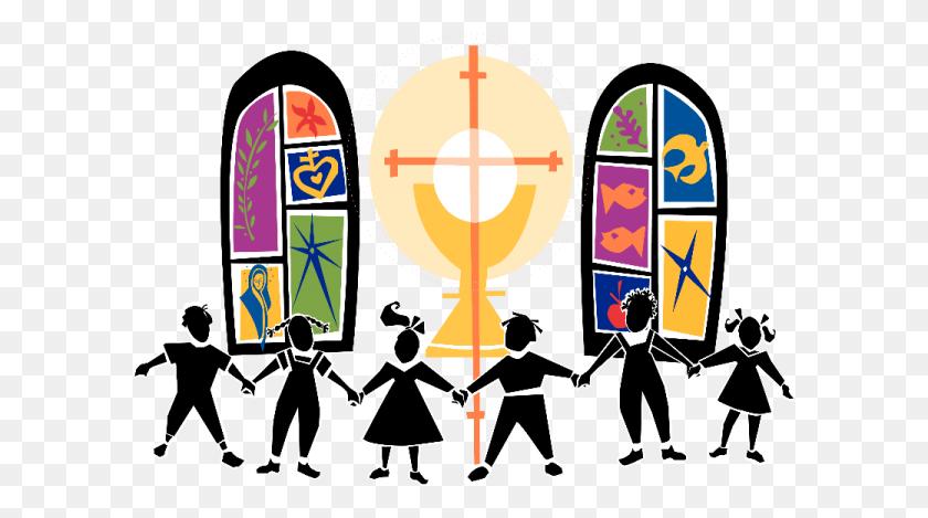 600x409 Free Catholic Clip Art - Sacrament Clipart