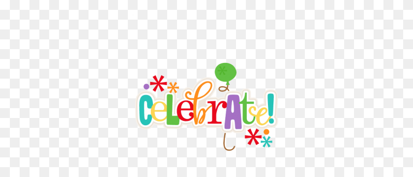 Free Celebration Clipart Celebrate Clip Art Celebrate Clipart Free - The End Clipart
