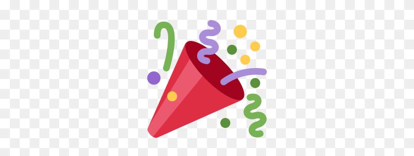 Free Celebration, Party, Popper, Tada, Decoration, Christmas Icon - Celebration PNG
